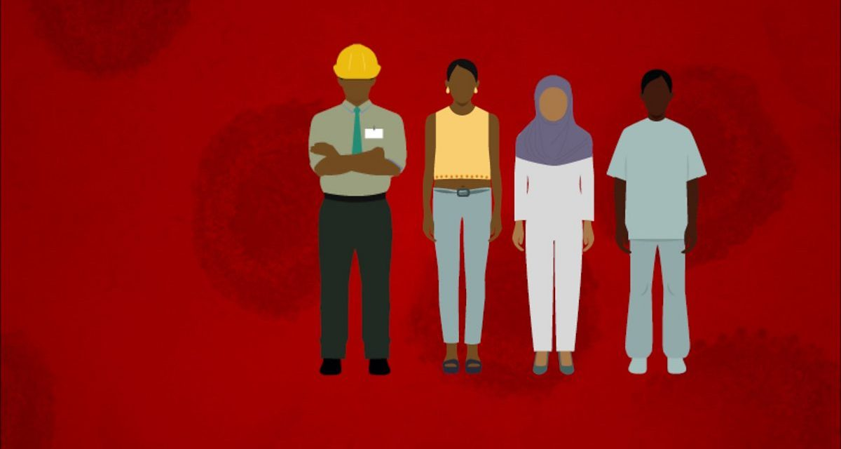 BBC News – The News Explained, Coronavirus: What's the Risk for Ethnic Minorities?